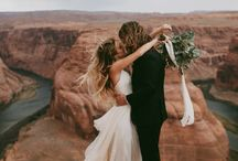 Elopement / the kind of wedding I'd have... just you, your beloved and the beauty of mother nature.