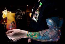 BARocker / Unsere Barkeeper rocken und das sollen alle sehen. 2013 findet erstmals ein globaler interner Wettbewerb #BARocker statt.