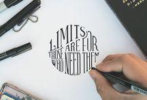 Skrift/font