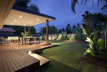 Outdoor area ideas