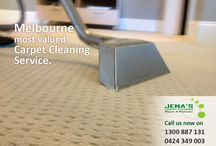 Professional Carpet Cleaning Service in Melbourne / Jenas Carpet Cleaning is the first  choice in Melbourne for carpet cleaning service. Our staff have been professionally trained to assist you with all your carpet cleaning service requirements, so if you require information, just want some advice, or are interested in using our services we'd love to hear from you.