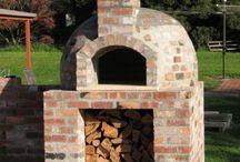 Garden: Pizza Oven & Tandoors
