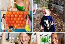 Halloween Party Games For A Children's Festival Full Of Candy
