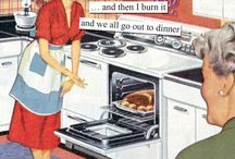 Snarky 1950s Housewives