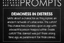Writing propmts