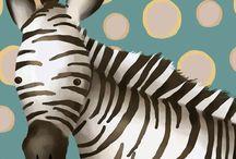 Animal Nursery / by Bekki Tallon