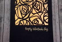 // CARDS - LOVE / Handmade Cards By Melissa Kay By Design