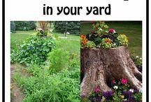 Toddler Magic Garden