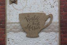 A Nice Cuppa Tea Bag SU Stamp Set