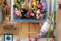Spring Visual Merchandising