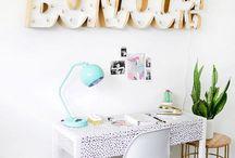 Urban (Teenage Girl) Bedroom