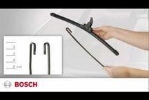 ΥΑΛΟΚΑΘΑΡΙΣΤΗΡΕΣ BOSCH -BOSCH WIPER BLADES / Υαλοκαθαριστήρες: Καλή ορατότητα για πρόσθετη ασφάλεια Με νέου τύπου ελαστικό, βελτιωμένη τεχνολογία μάκτρου και δοκιμασμένη απόδοση μακράς διαρκείας, οι υαλοκαθαριστήρες μας διασφαλίζουν την ιδανική ορατότητα και αυξημένη ασφάλεια.