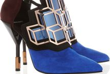 so many beautiful shoes!  / by Galina Kofod