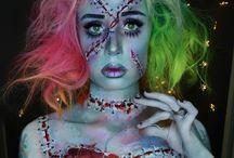 Makeup fantasie
