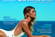 Professional Spa and Wellness July/August 2016 Cover