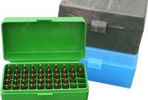 MTM Ammo Boxes / MTM Ammo Boxes