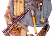 Uniforms 2nd WW Germany