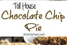 Chocolate Chip &Nutfield Pie