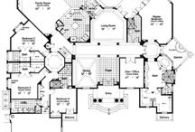 Dream Mansion Floor Plans / Beautiful classy  spectacular inspiring  enticing dream, perfect, designer home, house, mansion floorplans, designs, drawings, plans