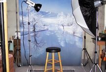 Studio Set Up