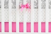 Damask Baby Bedding & Inspiration