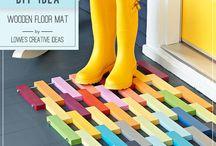 DIY Ideas / Ciekawe, łatwe i trudniejsze - zrób to sam!