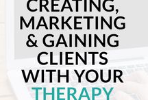 building my therapy brand
