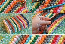 Crochet Home Decor / Awesome patterns for modern crochet patterns and tutorials to make for home.