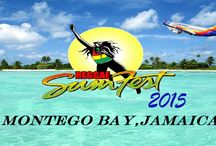 Reggae Sumfest / Reggae Sumfest is the largest concert festival in Jamaica, taking place each year in mid-July in Montego Bay. Sumfest, started in 1993