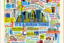 The 'Burgh  / by betsy foley