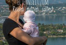 Reisen mit Baby/Kindern