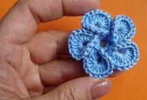 Florzinha de croché