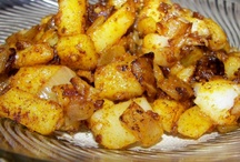 Portuguese potatoes