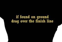 Running Humor / by Eugene Marathon