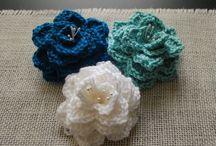 flores tejidas a crochet tofas