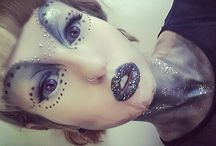 scifi makeup