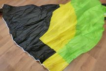 Niviuk F-Gravity 2, JaMaiCa color / A new free style wing inda house!!!