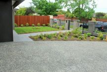 Front Yards/Driveways