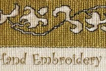 Embroidery / by N S