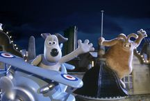 Movies: Wallace and Gromit