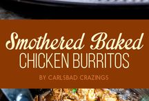 Baked and crockpot