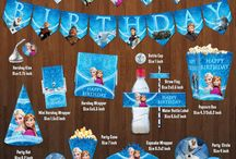 Karissa's 3rd Birthday ideas / by Cathy Griffin