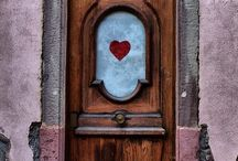 Doors / by Tina Richey