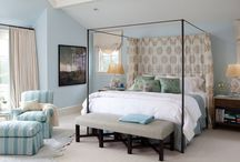 Master bedroom ideas / by Becky Lewis