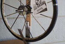 vélo / by chantal garneau