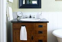 Bathroom / by Anne Savoie