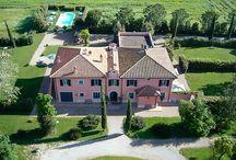 Tenuta La Sugheraia, Tuscany / At home, in Maremma http://www.italytraveller.com/en/z/tenuta-la-sugheraia-relais #ItalyTraveller