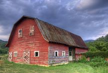 Barns - Mills - Farms / by MamasBoy