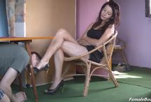 Her Personal Cleaner / http://clips4sale.com/female-boot-world