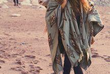 OUTFITS | GYPSET / Gypsy look, tenues bohèmes, hippie look